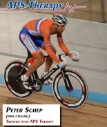 APS Therapy for pro cycling